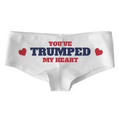 Donald Trump Valentines Day Undies