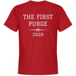 First Purge Parody Tee