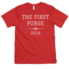 Funny First Purge Parody