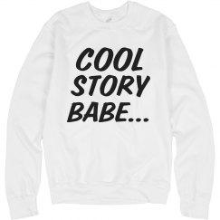 White Story Babe