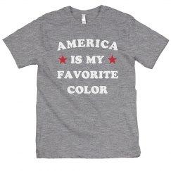 America is My Favorite Color