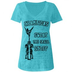 Champions Sweat Tee