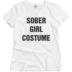 Sober Girl Costume