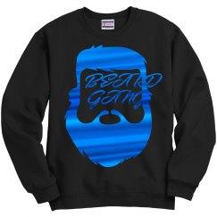 BEARD GANG METALLIC BLU