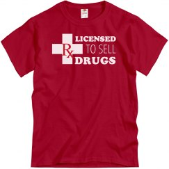 Licensed To Sell Drugs