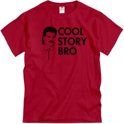 Cool Story and Bolo Tie