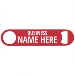 Custom Bottle Opener For Business
