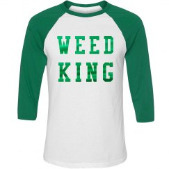 I'm A Weed King Metallic
