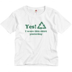 Youth Recycle Tee
