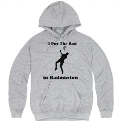 Bad In Badminton