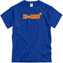 E=MC square