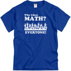 Everyone Like Math