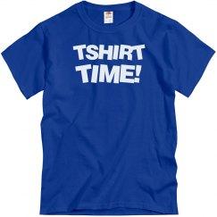 T Shirt Time