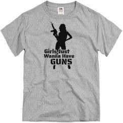 Girls Want Guns