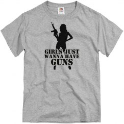 Girls Want Guns