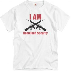 I Am Homeland Security
