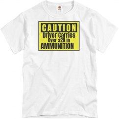 $20 In Ammunition