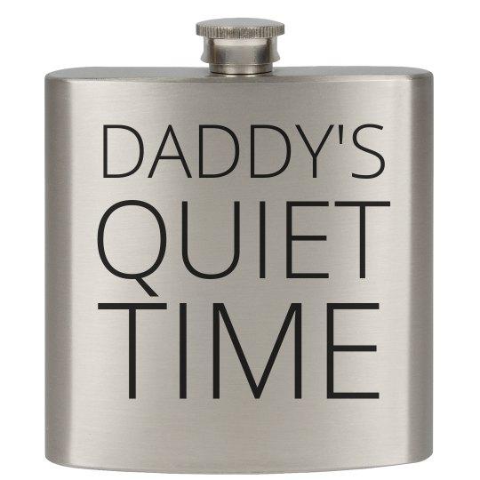 Daddy's Quiet Drinking