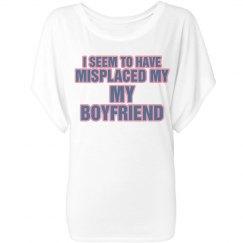 Seem To Misplace My BF