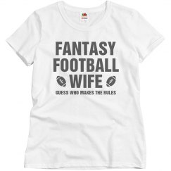 The Fantasy Football Wife