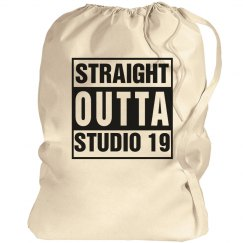 STRAIGHT OUTTA STUDIO 19 BAG