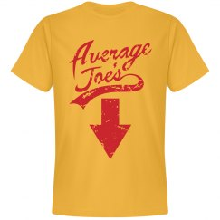 Average Joe Below