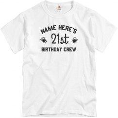 9eb87a92 Custom Birthday Shirts, Tank Tops, & More