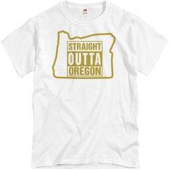 Straight Outta Oregon T-Shirt
