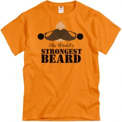 World's Strongest Beard