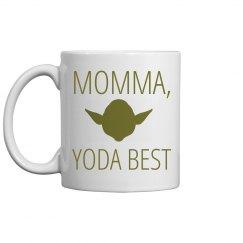 Yoda Best Momma