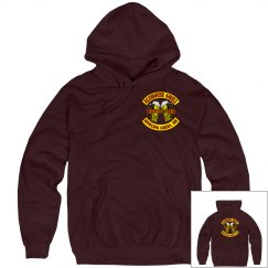 Riding Club Sweatshirt (Maroon)