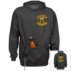 Riding Club Tailgate Hoodie (Charcoal)
