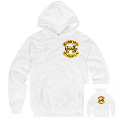 Riding Club Hoodie (White)