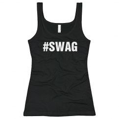 Hashtag Swag Tank