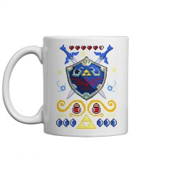 Tri Force Coffee Mug