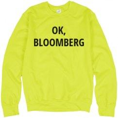 Unisex Neon Crewneck Sweatshirt