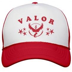 Valor Trainer Custom Hat