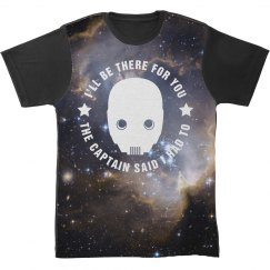 Space Robot All Over Print