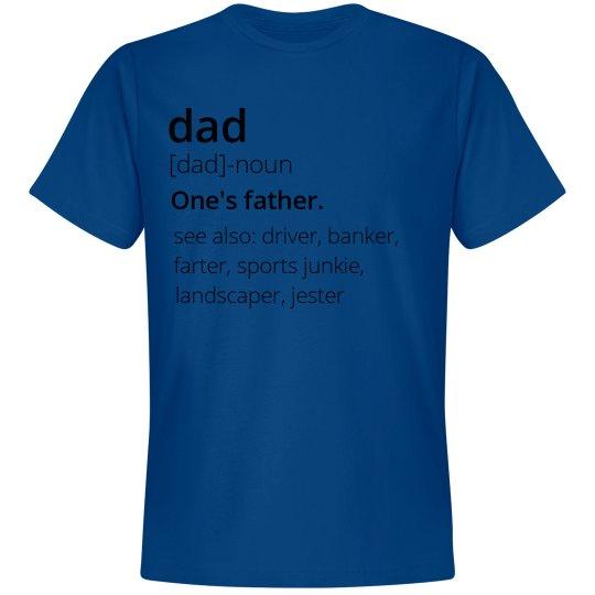 Define Your Dad