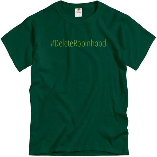 Delete Robin Hood