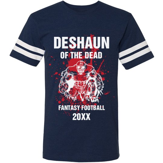 Deshaun Of The Dead Fantasy Team
