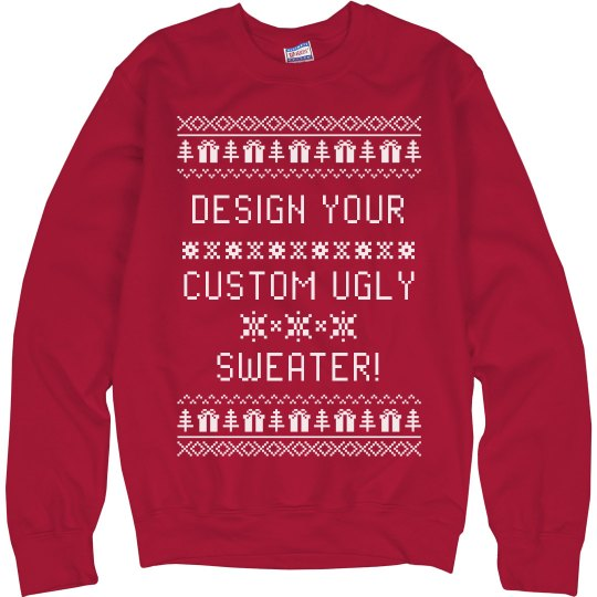 Design your Own Ugly Sweater