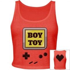 Boy Toy Gamer Tank Top