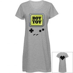 Boy Toy Gamer Dress