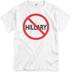 No Hillary