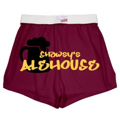 Cheer Shorts (Maroon)