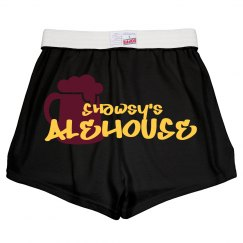 Cheer Shorts (Black)