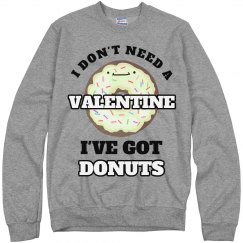 Donuts Over Romance
