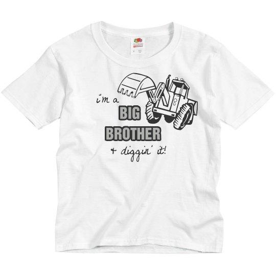 Digging Big Brother Tee