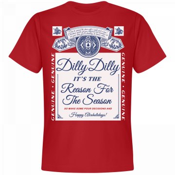 Dilly Dilly Christmas Celebration